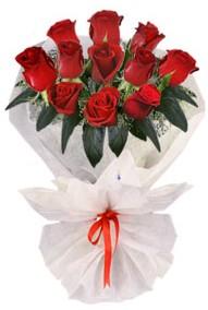11 adet gül buketi  İzmit yurtiçi ve yurtdışı çiçek siparişi  kirmizi gül