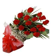 15 kırmızı gül buketi sevgiliye özel  İzmit online çiçek gönderme sipariş