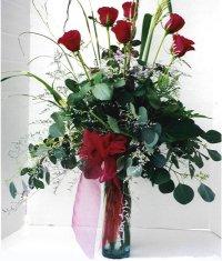 İzmit çiçek mağazası , çiçekçi adresleri  7 adet gül özel bir tanzim