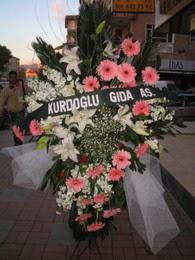 kazablanka,gerbera,sebboy ferforje  İzmit çiçek servisi , çiçekçi adresleri