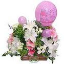 balon ve çiçeklerle tanzim  İzmit kaliteli taze ve ucuz çiçekler