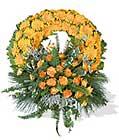 cenaze çiçegi celengi cenaze çelenk çiçek modeli  İzmit online çiçek gönderme sipariş