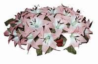 yapay karisik çiçek sepeti   İzmit çiçek servisi , çiçekçi adresleri