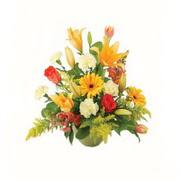 karisik renkli çiçekler tanzim   İzmit online çiçek gönderme sipariş