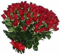 51 adet kirmizi gül buketi  İzmit güvenli kaliteli hızlı çiçek