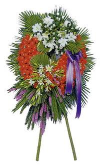 İzmit İnternetten çiçek siparişi  cenaze çelengi