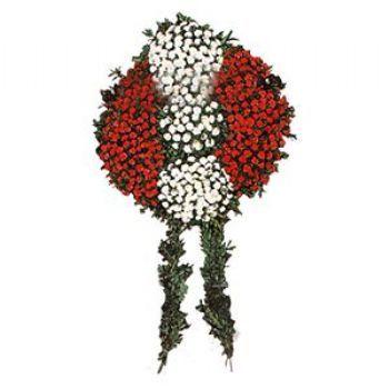 İzmit online çiçek gönderme sipariş  Cenaze çelenk , cenaze çiçekleri , çelenk