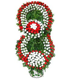 Görsel Cenaze çiçek , cenaze çiçek , çelengi  İzmit çiçek yolla