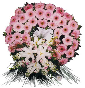 Cenaze çelengi cenaze çiçekleri  İzmit online çiçekçi , çiçek siparişi
