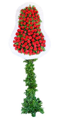 Dügün nikah açilis çiçekleri sepet modeli  İzmit çiçek siparişi vermek