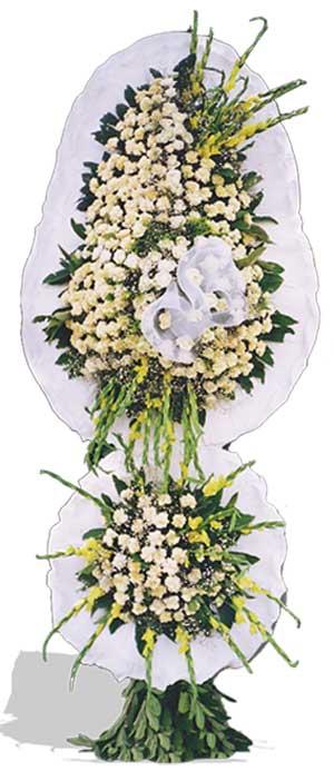 Dügün nikah açilis çiçekleri sepet modeli  İzmit online çiçek gönderme sipariş