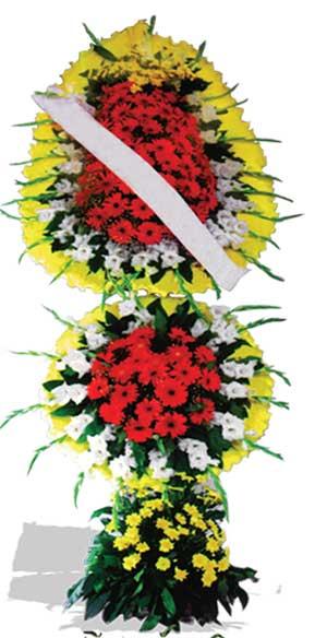 Dügün nikah açilis çiçekleri sepet modeli  İzmit cicek , cicekci