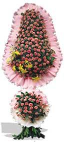 Dügün nikah açilis çiçekleri sepet modeli  İzmit uluslararası çiçek gönderme