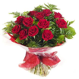 Ucuz Çiçek siparisi 11 kirmizi gül buketi  İzmit çiçek , çiçekçi , çiçekçilik