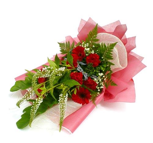 Karisik çiçek buketi mevsim buket  İzmit çiçek mağazası , çiçekçi adresleri