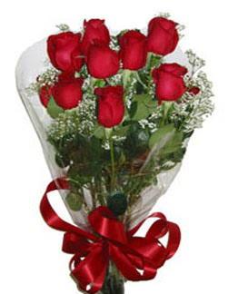 Çiçek sade gül buketi 7 güllü buket  İzmit çiçek yolla , çiçek gönder , çiçekçi