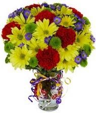 En güzel hediye karışık mevsim çiçeği  İzmit çiçek online çiçek siparişi