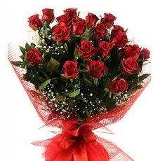 İlginç Hediye 21 Adet kırmızı gül  İzmit yurtiçi ve yurtdışı çiçek siparişi