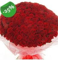 151 adet sevdiğime özel kırmızı gül buketi  İzmit çiçek mağazası , çiçekçi adresleri