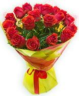 19 Adet kırmızı gül buketi  İzmit online çiçekçi , çiçek siparişi