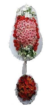 çift katlı düğün açılış sepeti  İzmit kaliteli taze ve ucuz çiçekler