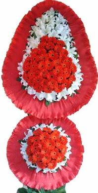 İzmit çiçek yolla , çiçek gönder , çiçekçi   Çift katlı kaliteli düğün açılış sepeti