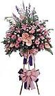 İzmit çiçek siparişi sitesi   Ferforje Pembe kazablanka