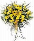 İzmit internetten çiçek satışı  Sari kazablanka Ferforje