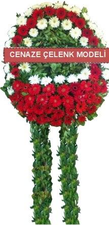 Cenaze çelenk modelleri  İzmit çiçek satışı