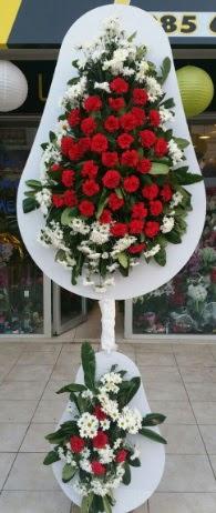 2 katlı nikah çiçeği düğün çiçeği  İzmit cicekciler , cicek siparisi