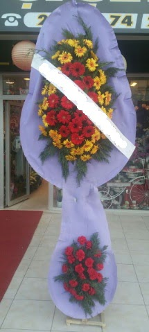 Çift katlı nikah düğüne çiçek modeli  İzmit yurtiçi ve yurtdışı çiçek siparişi