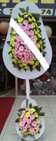 Çift katlı düğün nikah açılış çiçeği  İzmit çiçekçi telefonları
