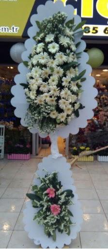 Çift katlı düğün nikah açılış çiçeği  İzmit uluslararası çiçek gönderme