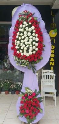 Çift katlı işyeri açılış çiçek modeli  İzmit hediye sevgilime hediye çiçek
