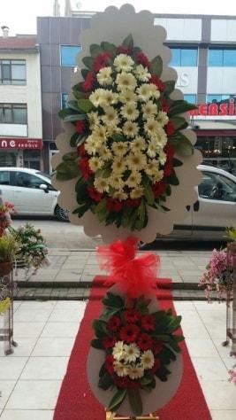 Çift katlı düğün açılış çiçeği  İzmit 14 şubat sevgililer günü çiçek