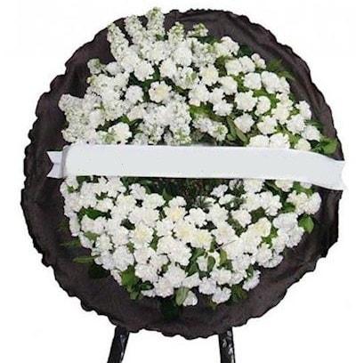 Cenaze çelengi çiçeği modelleri  İzmit kaliteli taze ve ucuz çiçekler