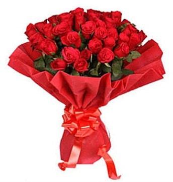 41 adet gülden görsel buket  İzmit 14 şubat sevgililer günü çiçek