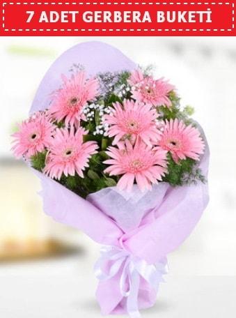 Pembe Gerbera Buketi  İzmit anneler günü çiçek yolla