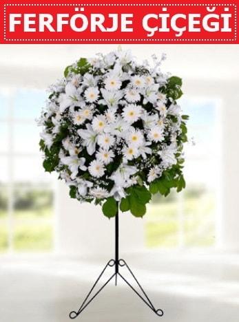 Ferförje aranjman çiçeği  İzmit hediye sevgilime hediye çiçek