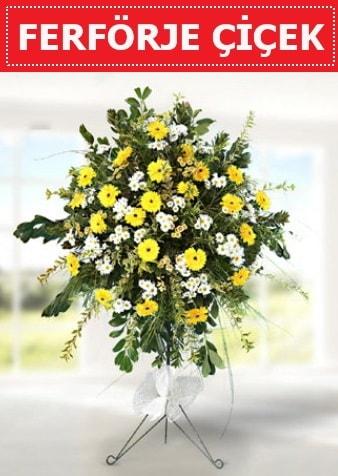 Ferförje çiçeği modeli  İzmit online çiçek gönderme sipariş